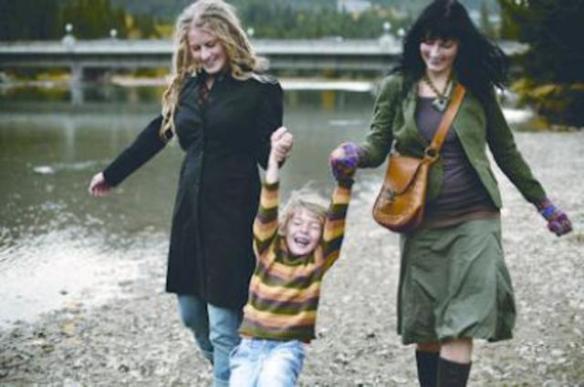 Famiglie a Tre